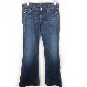7FAMK- DoJo Jeans size: 27